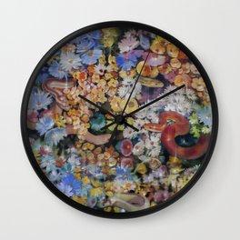 First Sunrise/ Last Sunset Wall Clock