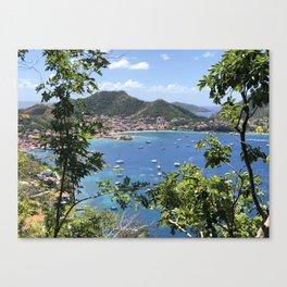 Iles des Saintes Canvas Print