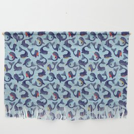 Narwhal Dance Wall Hanging