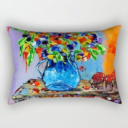 Bountifully Blessed Rectangular Pillow