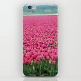 Spring field #9 iPhone Skin