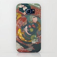 Ukiyo-e tale: The creative circle Slim Case Galaxy S7