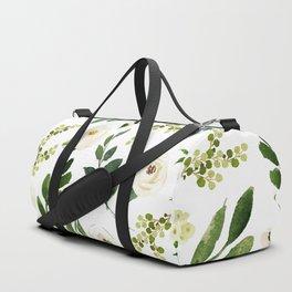 Rose Garden Duffle Bag