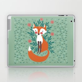 Fox In The Woods Laptop & iPad Skin