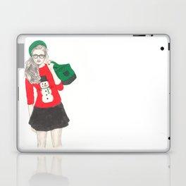 Christmas Fashion Laptop & iPad Skin