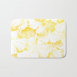 Ginkgo biloba (Autumn gold) Bath Mat
