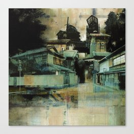 Groves of Arashiyama Canvas Print