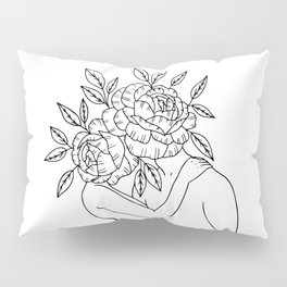 Blooming Together Pillow Sham