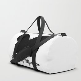 Product of Migration Duffle Bag