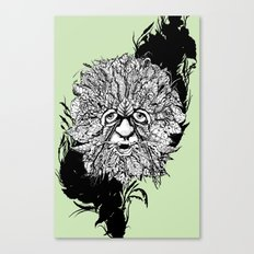 the green man Canvas Print