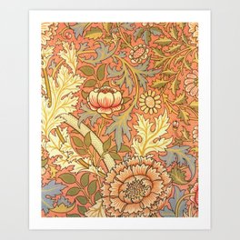 William Morris - Norwich - Digital Remastered Edition Art Print