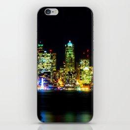 Landscape urban iPhone Skin