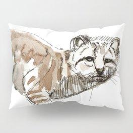 Totem Andean cat (AGA) Pillow Sham