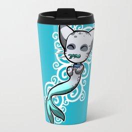 Zodiac Cats - Pisces Travel Mug