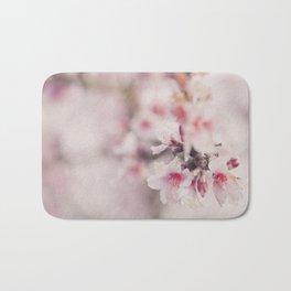 Mandelblüte Bath Mat