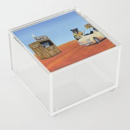 The Outback ATM Acrylic Box