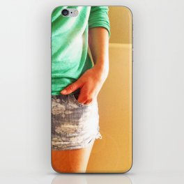Summer is not Forever iPhone Skin