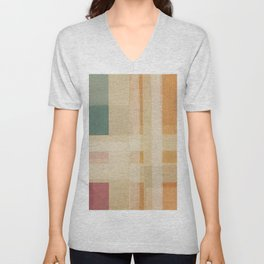 New Urban Intersections 02 Unisex V-Neck