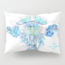 Aqua Chalcedony Pillow Sham