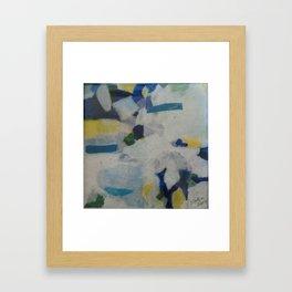 Fortress of Solitude Framed Art Print