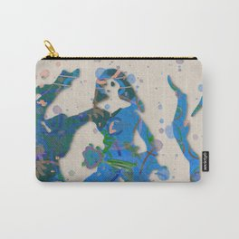 Andromeda   Constellation Lady Carry-All Pouch