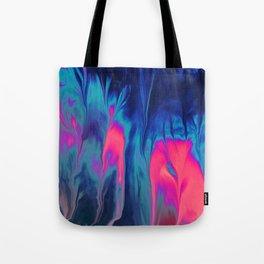 Color scattering Tote Bag