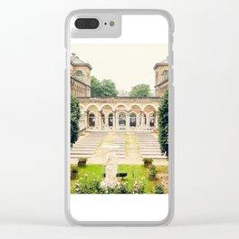 Hôtel-Dieu de Paris Clear iPhone Case