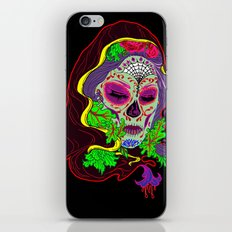 Darlin' Of The Dead iPhone & iPod Skin