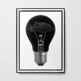 Bad Ideas Metal Print