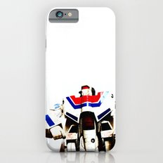 Let's fight like robots iPhone 6s Slim Case