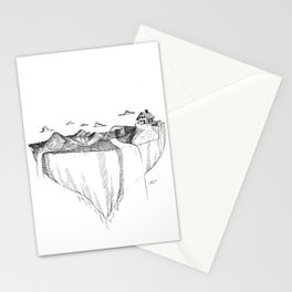 Island of Dreams Stationery Cards