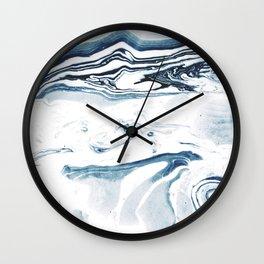 Marble fade Wall Clock