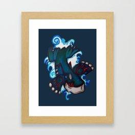 Kyogre (v1)  Framed Art Print