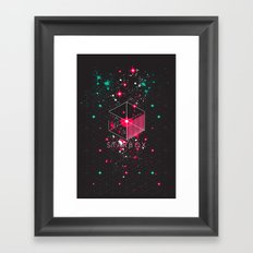 STARBOX Framed Art Print