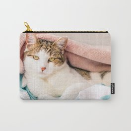 Hail King Cat! Carry-All Pouch