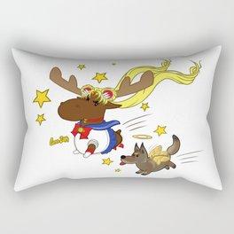 Sailor Moon Moose - Sabriel Version Rectangular Pillow