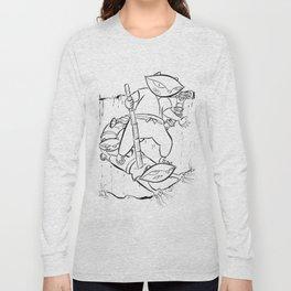 Ninja Master of Illusion Long Sleeve T-shirt