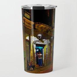 Rua do Fogo Travel Mug