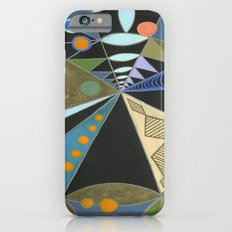 Season Wheel iPhone 6 Slim Case