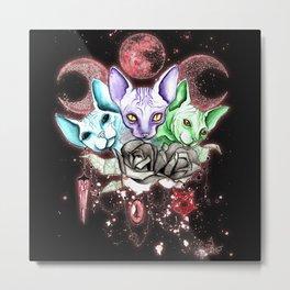 cerberus sphinx Metal Print