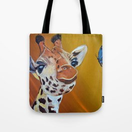 Your spots are beautiful Tote Bag