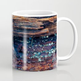 Wood grain Coffee Mug