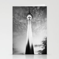 berlin Stationery Cards featuring berlin. by zenitt