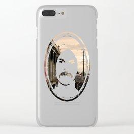 Industrial Redmond Clear iPhone Case