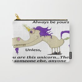 The Uglicorn Carry-All Pouch