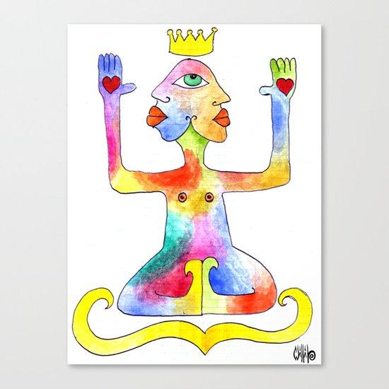 TIGNA REALE Canvas Print