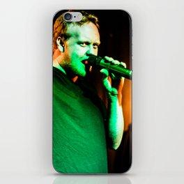 Brodie - Lead Vocals iPhone Skin