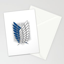 Shingeki no Kyojin - Brigade d'Exploration Stationery Cards