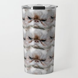 Muggles, the Sassy Cat with Cattitude! Travel Mug