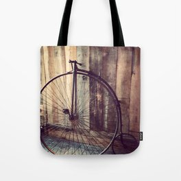 Pieces of the Past Tote Bag